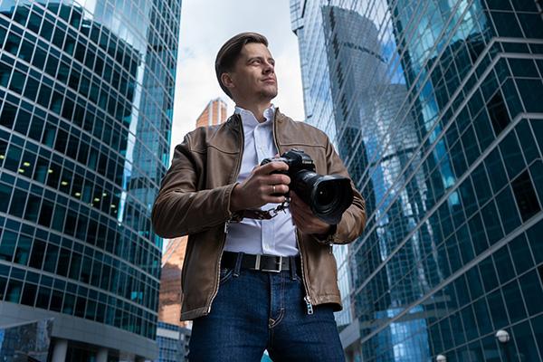Коммерческий фотограф