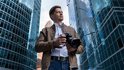 Профессиональный фотограф Павел Дугин
